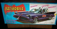 BATMOBILE 1966 TIN TOY ASC JAPAN WITH BOX
