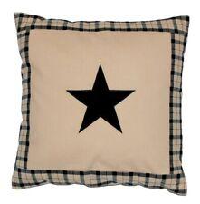 Farmhouse Star Pillow Cover