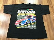 Large - Vtg 1999 Nascar Daytona Speedweeks Racing 90s Faded Cotton T-shirt