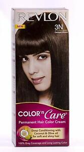Revlon Color n Care Permanent Hair Color Cream Darkest Brown