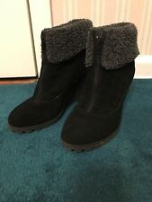 0237ff3b98ad6 Esprit Wedge Boots for Women | eBay