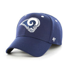 Los Angeles Rams 47 Brand Contender Hat Stretch Fit Flex Cap