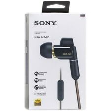 SONY XBA-N3AP Premium Hi-Res HD Hybrid Driver In-Ear Earphone Headphones Headset