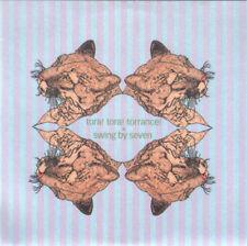 "TORA! TORA! TORRANCE! / SWING BY SEVEN split 7"" punk Minneapolis Sioux City NEW"