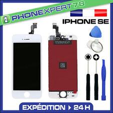 VITRE TACTILE + ECRAN LCD RETINA ORIGINAL POUR IPHONE SE BLANC + OUTILS