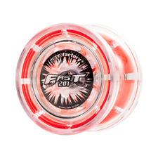 F.A.S.T. 201 (Fast 201) Yoyo by YoYoFactory - Red