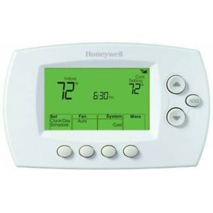 Honeywell RTH6580WF1001/W1 Home Wi-Fi 7-Day Programmable Thermostat