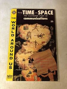 WORLD AROUND US #20 TIME SPACE COMMUNICATIONS 1960 CLASSICS  lets make a deal