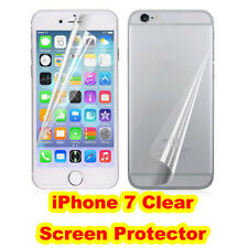 3 X iPhone 7 screen protector clear front and back