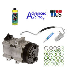 New A/CAC Compressor Kit Fits: 2000 2001 2002  2003 Ford F150 V6 4.2L ONLY