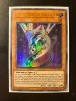 Yugioh Cyber Dragon Nachster DUPO-EN036 Ultra Rare 1st Edition near mint