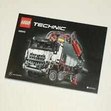 Lego®  Technic Stick  Aufkleber  2 Bögen für Set 42000  6030681 /& 6030682   NEU