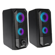 Computer luidsprekers USB Bluetooth 4.2 3,5 mm mini-jack Audiocore AC845