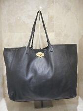 Mulberry Dorset Tote Medium Black Nappa Leather Shoulder Bag