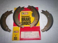 RENAULT 4 - 5L - 6 - REAR BRAKE SHOES - MBS120