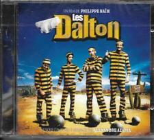 CD B.O.FILM LES DALTON 23 TITRES ALEXANDRE AZARIA NEUF SCELLE DE 2004