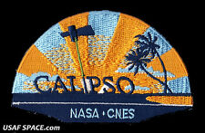 CALIPSO Dual SATELLITE BOEING DELTA II Launch NASA CNES VAFB SPACE MISSION PATCH