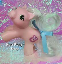 HQG1C Custom G1 MLP Style Playful Baby Pony 💜 NIPPER 💜 w Accessories! PINK