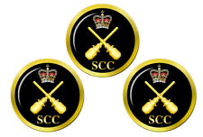 Sea Cadets SCC Drill instructor Badge Golf Ball Markers