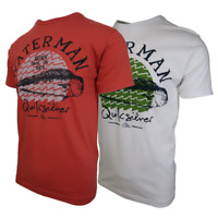 Quik Silver Men's Born From The Sea S/S Tee (Retail $25)