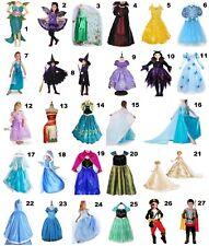 Karneval Halloween Fasching Kostüme Prinzessin Schneeflocke Kleid ELSA Eiskönig