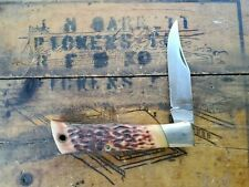 Vintage Camillus 8 (Second) Folding Hunter Knife