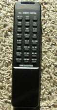SHARP RRMCG0033TASA ADJUSTMENT REMOTE CONTROL, VERY GOOD CONDITION, TESTED #82
