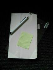 Nexus 7 Leather Cover White Google