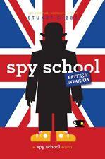 Spy School British Invasion Hardcover –  2019 by Stuart Gibbs