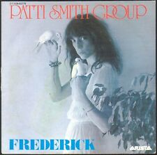 PATTI SMITH GROUP / FREDERICK / 45T SP ARISTA PATHE 1979