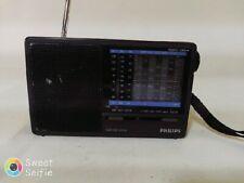 Philips AE 3205 Radio 9 Band Monde Récepteur Récepteur Mondial Vintage Rareté