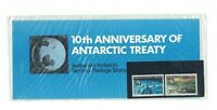 AAT83) Australian Antarctic Territory 1971 10th Anniv. of Treaty Stamp Pack MUH