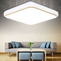 Super Bright Square LED Ceiling Down Light Panel Wall Kitchen Bathroom Lamp New