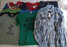 Kids Boys size 8 - 10 clothes lot Summer Fall Gap Old Navy Marvel Star Wars