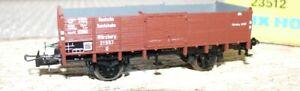 G21 Trix International 23512 off.. Güterwagen 0  DRG 21557