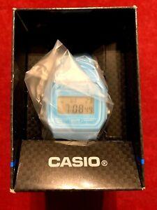 Casio F-91WC-2AEF Classic Alarm Chronograph Unisex Wrist Watch
