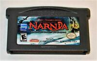 THE CHRONICLES OF NARNIA NINTENDO GAME BOY ADVANCE SP GBA