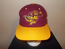 VTG-1990s Minnesota Gophers The Game big logo fitted 6 3/4 hat sku14