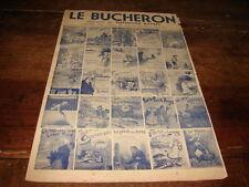 THEODORE BOTREL - Partition LE BUCHERON !!!!!!!!!!!!!!!!
