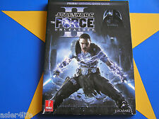 STAR WARS THE FORCE UNLEASHED 2 - STRATEGY GUIDE