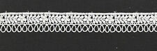 1m Cream Guipure LACE 25mm wide Dresses.scrapbook, cards,baby ,socks, hats,101