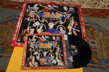 BAP LP DA CAPO 1°ST ORIG 1988 AVEC AFFICHE