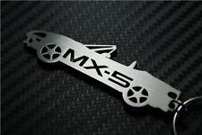 MX5 auto o Portachiavi Keyring Schlüsselring porte-clés Roadster 1.6 1.8 TURBO DRIFT