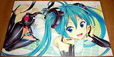 Poster A3 Vocaloid Hatsune Miku Manga Anime Cartel 01