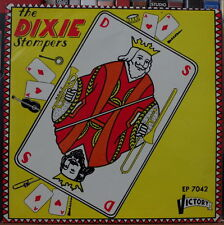 ALBERT LANGUE/THE DIXIE STOMPERS BABY, WON'T YOU PLEASE COME HOME FRENCH EP