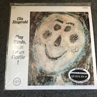 Ella Fitzgerald Clap Hands, Here Comes Classic Records QUIEX SV-P 200G V6-4053