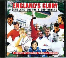 England's Glory - A History Of England Records (CD)