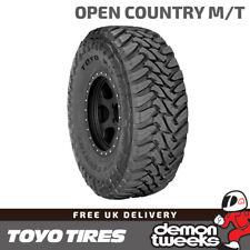 1 x TOYO OPEN COUNTRY M/T fuori strada/fango/pneumatico da neve 4x4 - 225 75 R16 115P