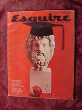 ESQUIRE September 1958 MARGARET O'BRIEN FRANCE JAMES MACARTHUR TV COMICS +++