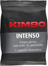 100 Capsule Kimbo Compatibili Espresso Point Intenso